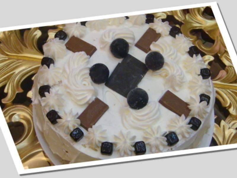 生日蛋糕 DIY