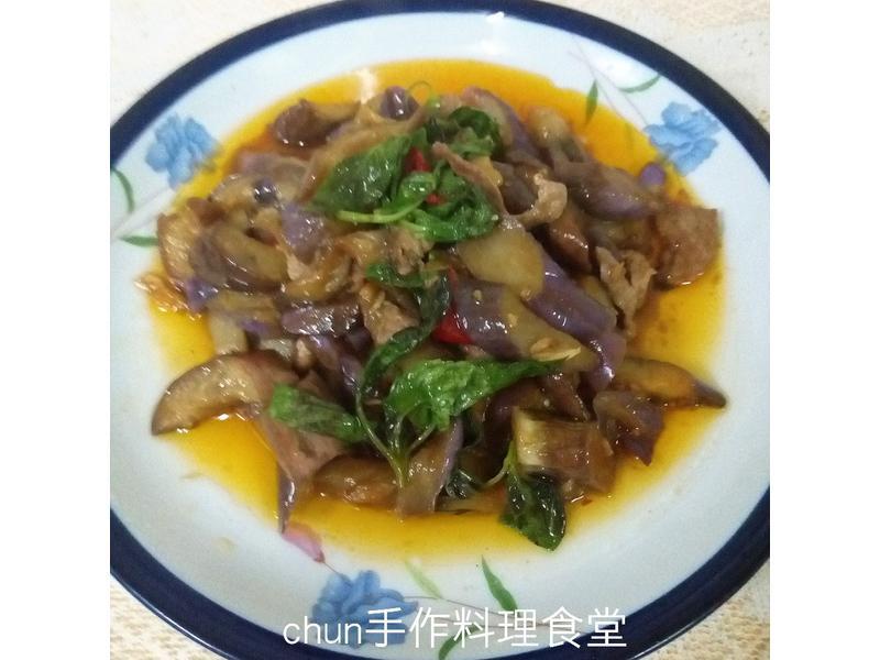 魚香茄子-媽媽手路菜