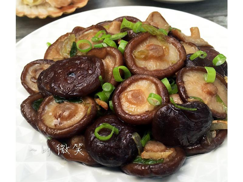 爽嫩鮮香菇
