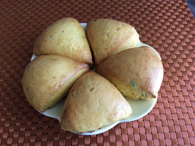 南瓜司康餅