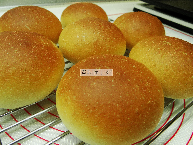 甜麵包(無餡)