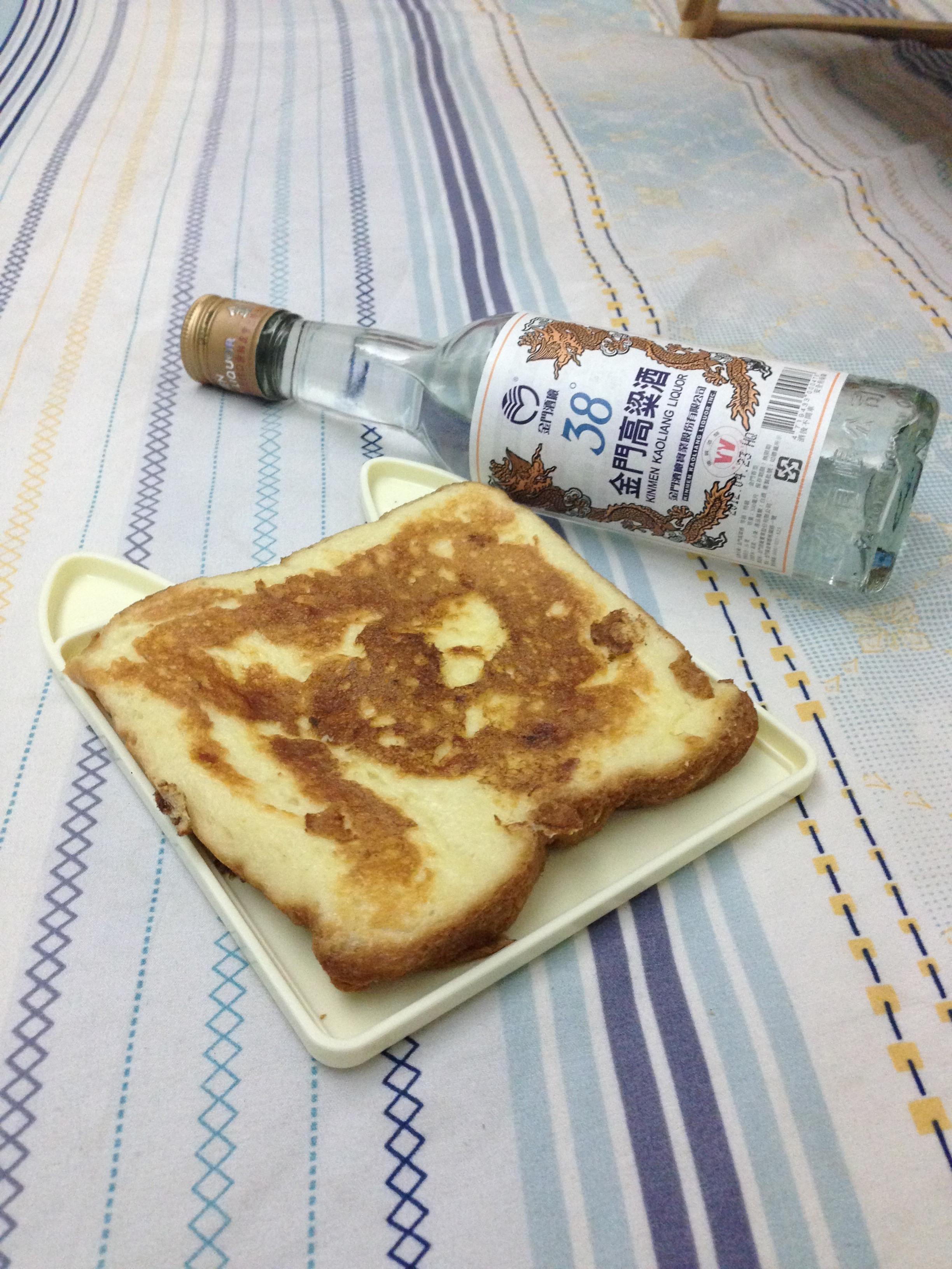 法式高粱吐司_38度金門高粱酒