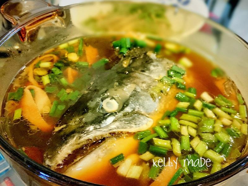 🍲鮭魚頭味增湯🍲