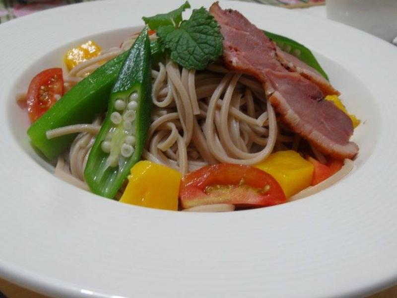 台灣紅藜創意冷麵