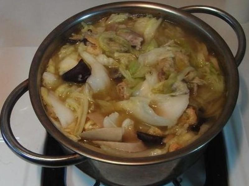 水媽咪料理 - 白菜滷