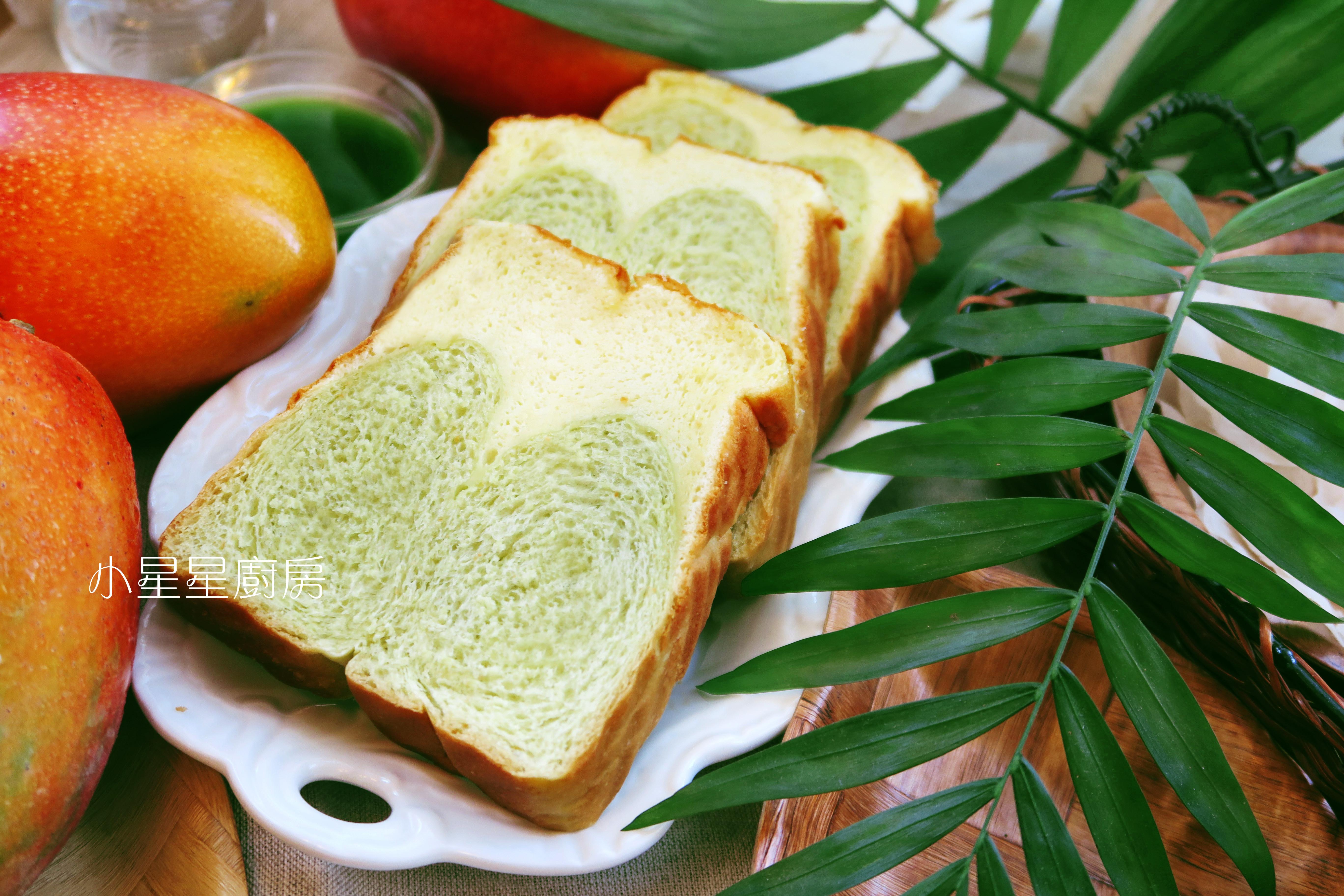 蛋糕吐司(椰奶蛋糕&香蘭吐司)-青春夏季