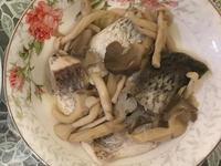 菇菇魚(水波爐)