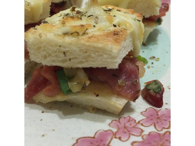 鴨賞三明治