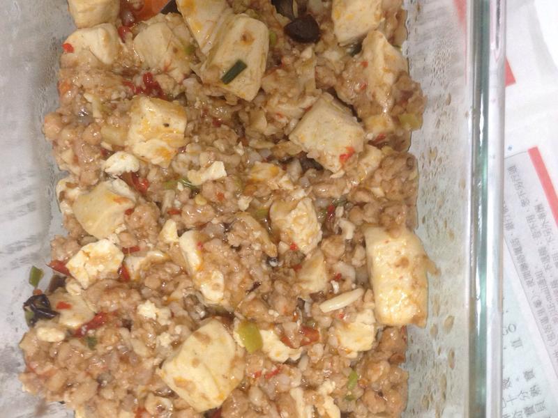 最愛50的麻婆豆腐