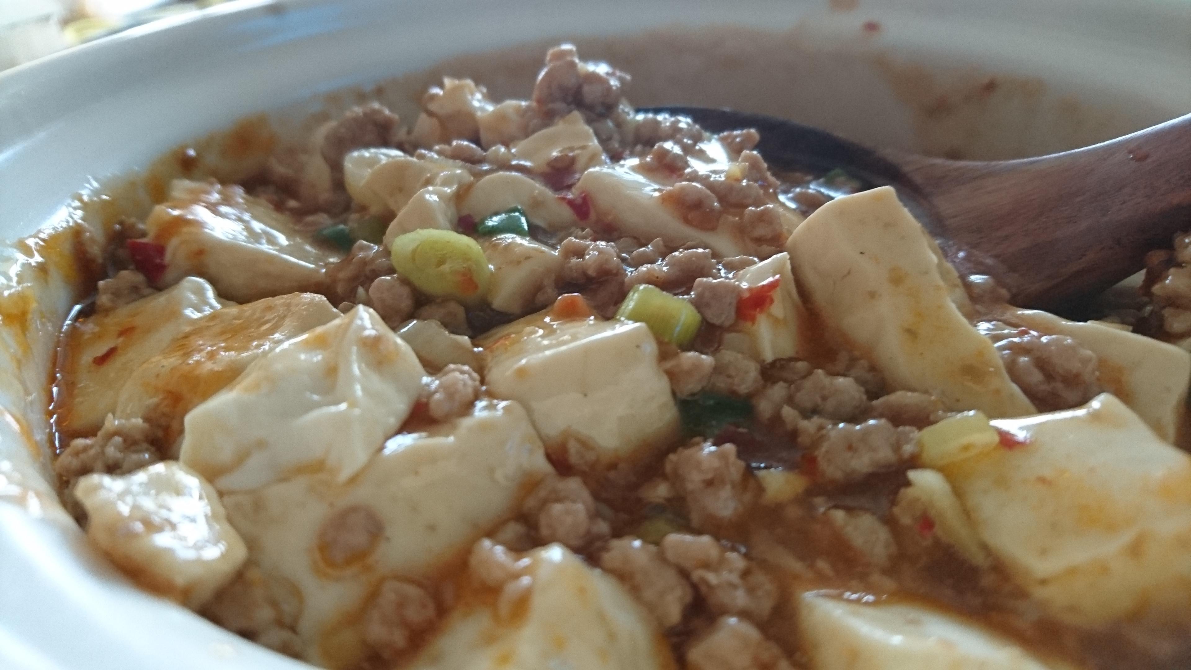 很下飯的麻婆豆腐