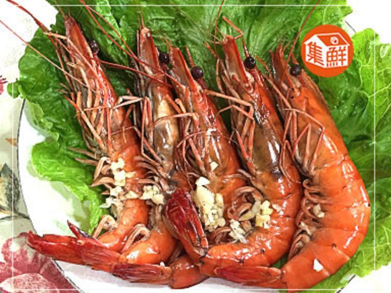 【集鮮屋】奶油蒜香戰鬥蝦
