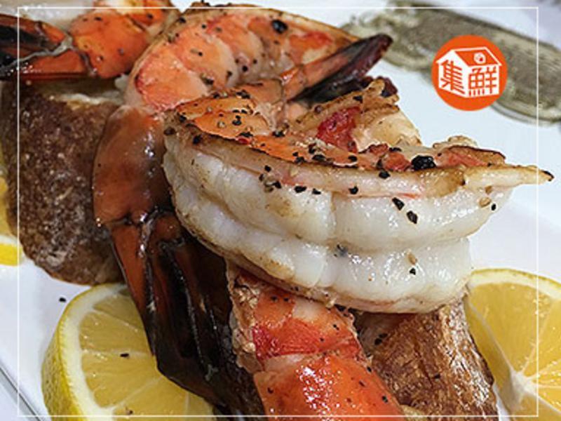 【集鮮屋】西班牙風味大蒜戰鬥蝦