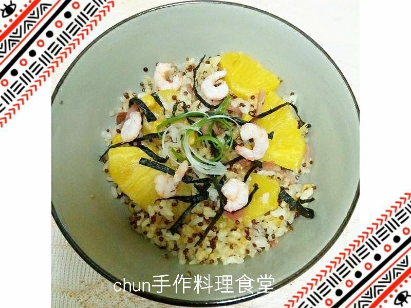 夏威夷甜栗米蔾麥飯(金寶湯)