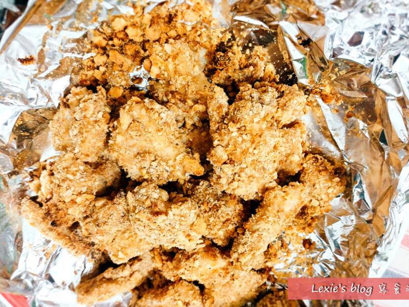 健康無油鹽酥雞(用烤的)