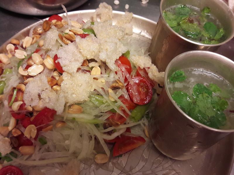 泰式青木瓜Salad