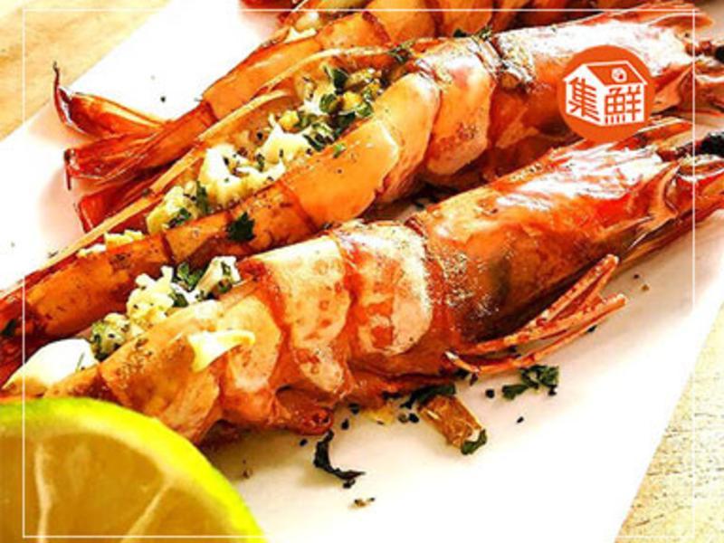 【集鮮屋】氣炸鹽酥戰鬥蝦