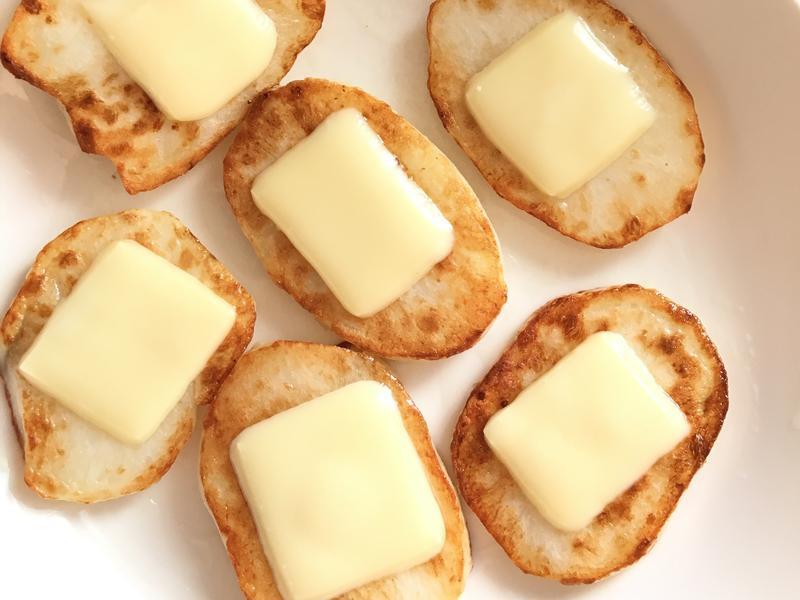 點心~乾煎馬鈴薯