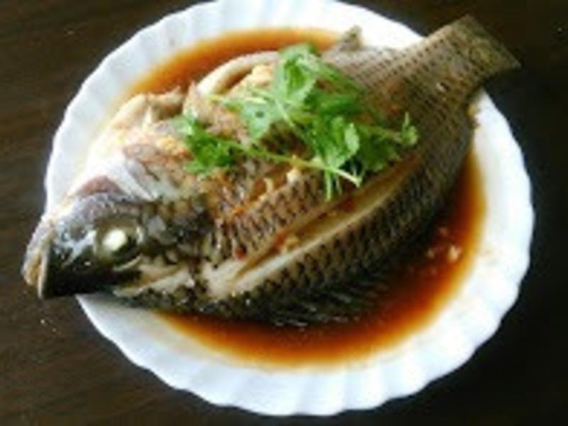 泰式蒸魚🐟˙