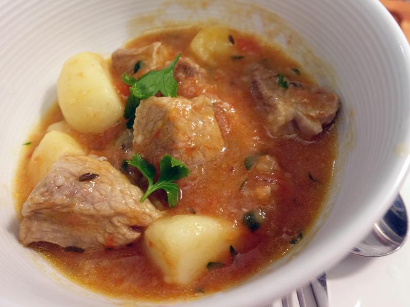 茄汁百里香燉豬肉