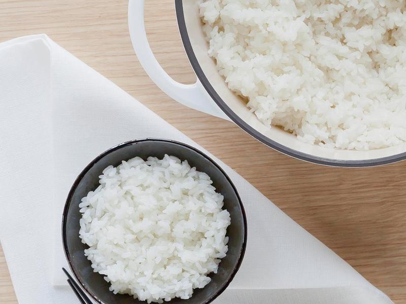 吃了就讓妳回不去的白米飯