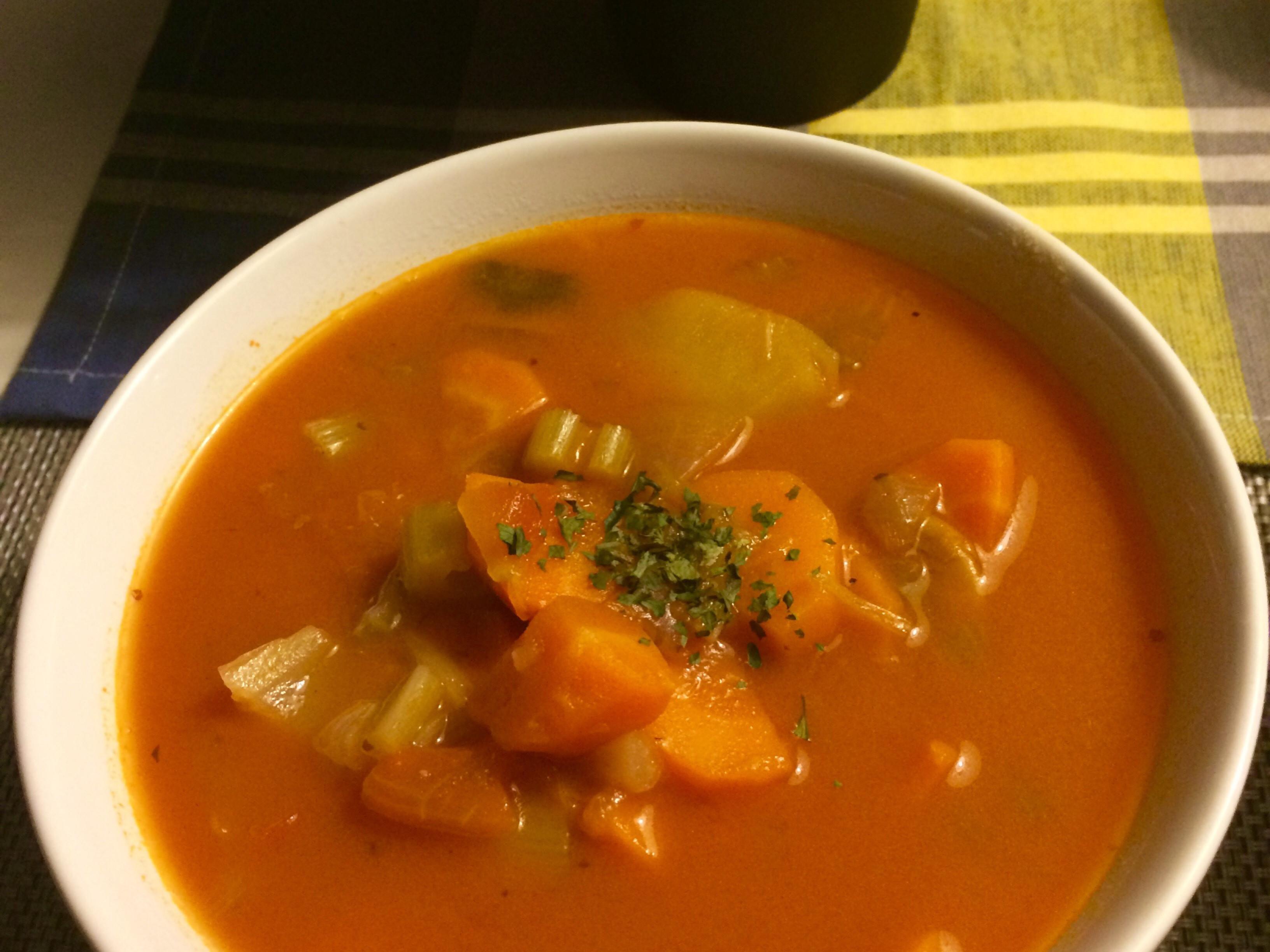 蕃茄蔬菜羅宋湯💚香甜濃郁版
