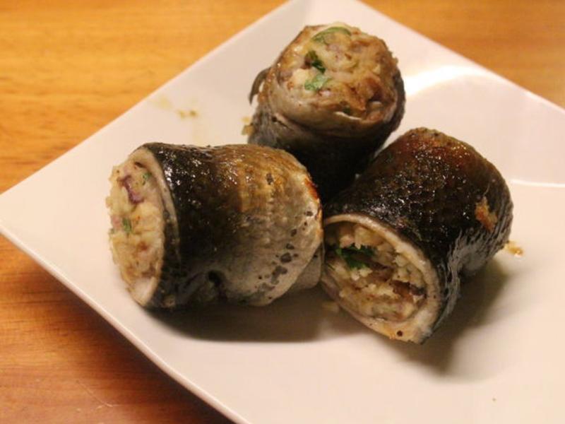 虱目魚飯糰