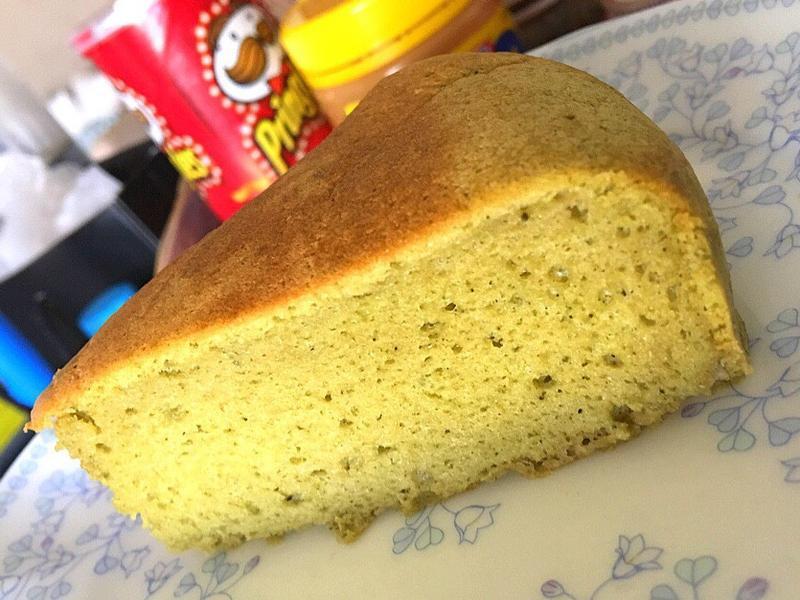 抹茶戚風蛋糕(電飯煲版)