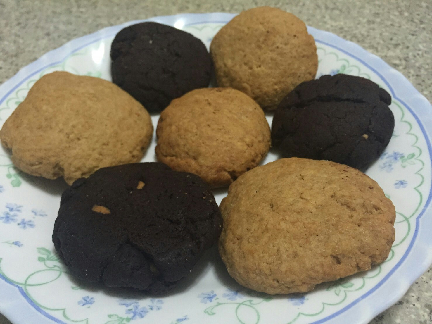 ❤烤箱料理 ❤濃濃花生香餅乾