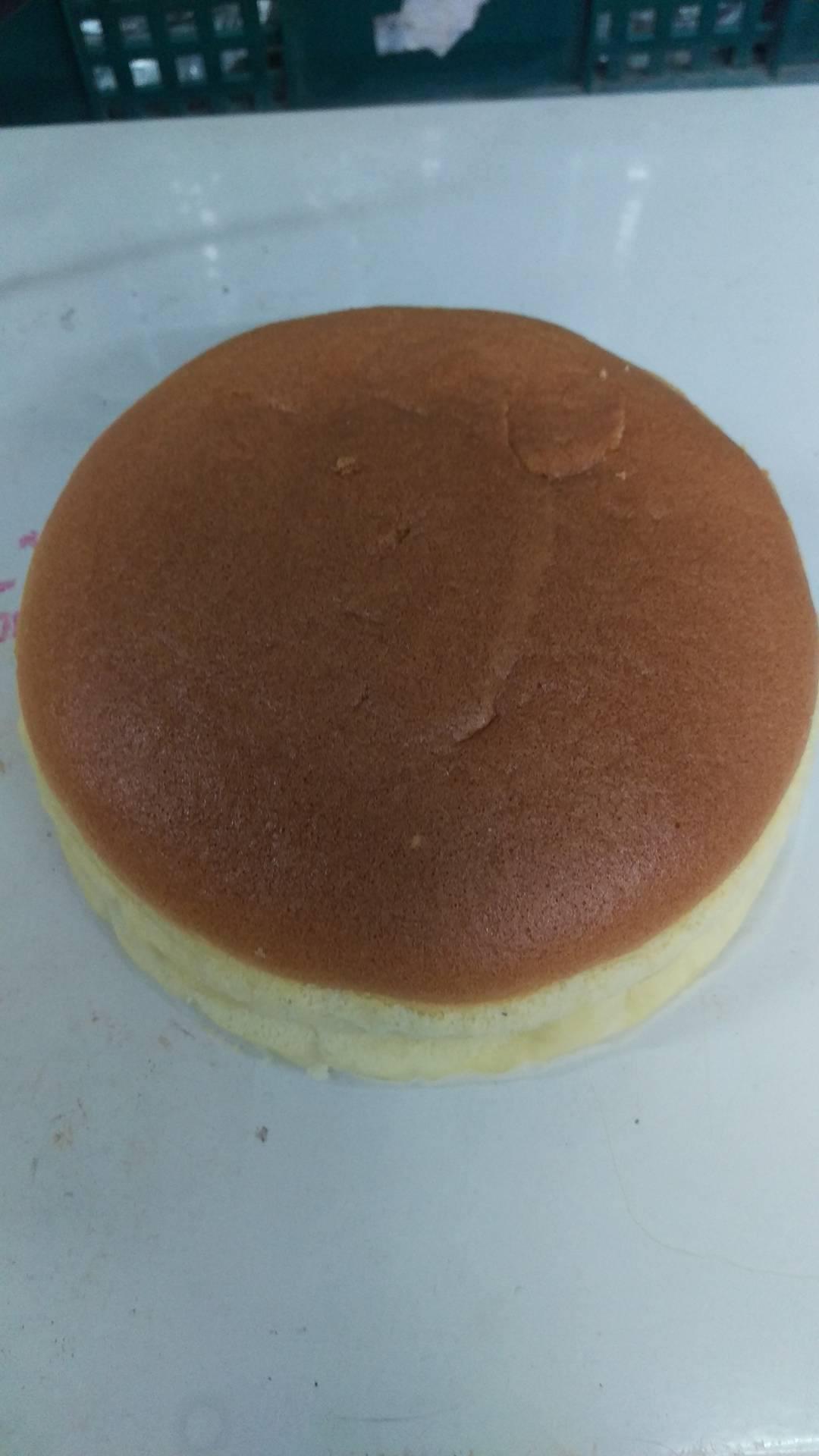 鬆軟綿花蛋糕