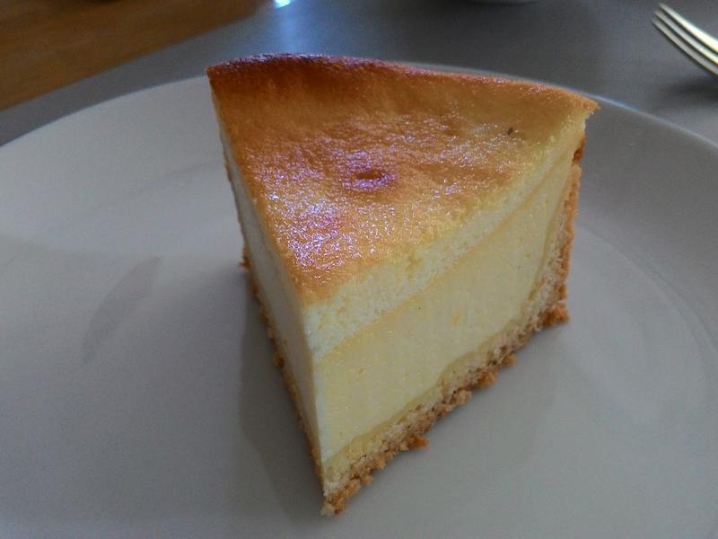 雙層起司蛋糕
