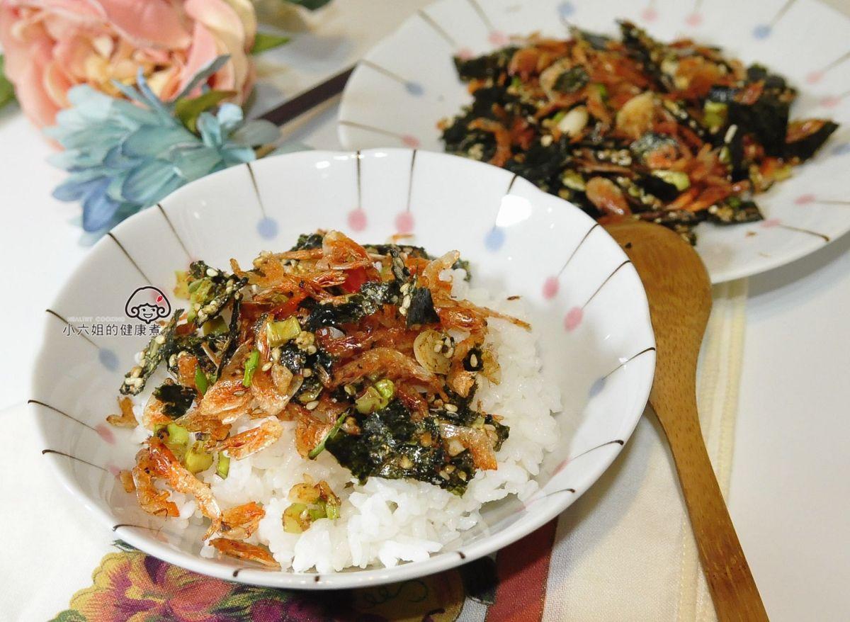 櫻花蝦海苔香酥