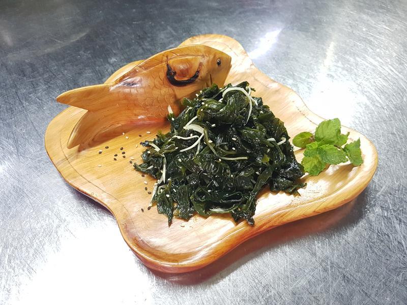 醋拌海帶芽(全素)