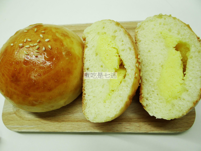 奶酥甜麵包