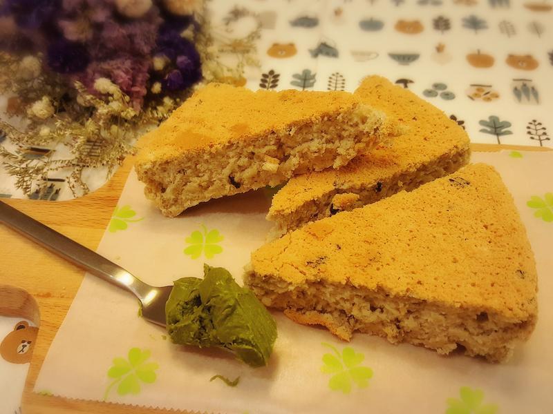 茶香雞蛋糕~京都抹茶&蜜香紅茶