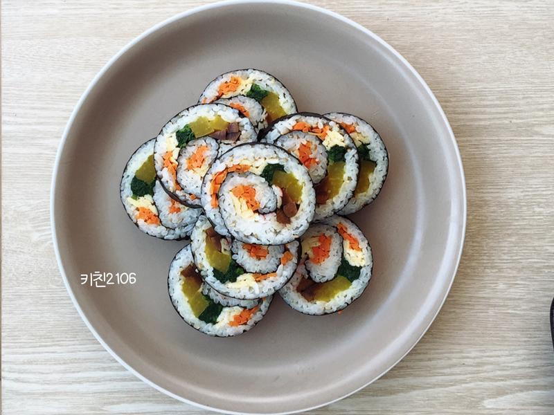 韓式海苔捲--彩炫海苔捲
