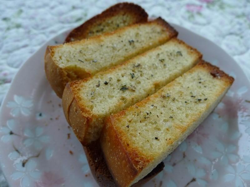 品靚上菜-義式香料麵包棒