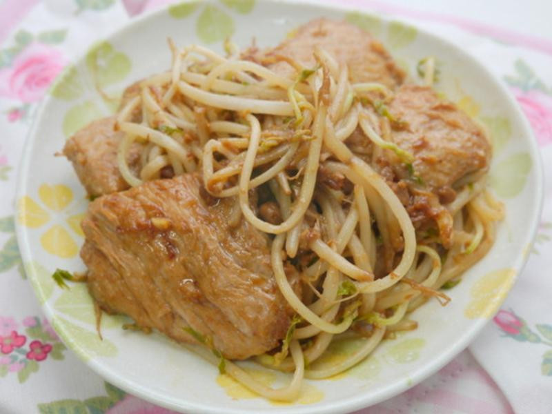 韓式大醬豬肉