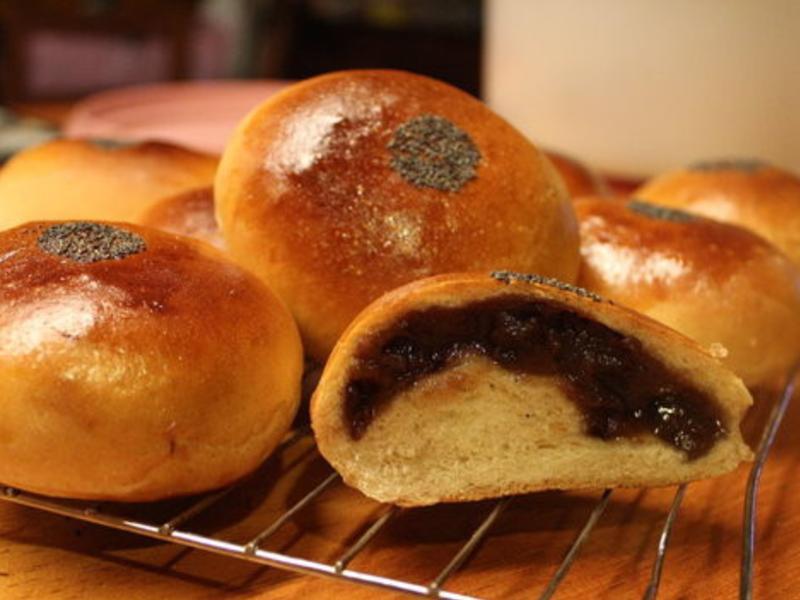紅豆麵包あんパン