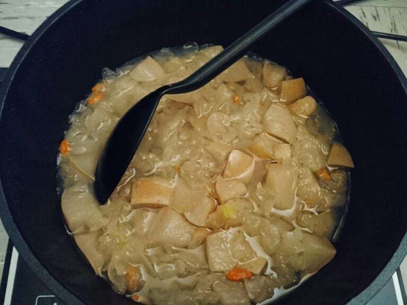 老北京的小吊梨湯