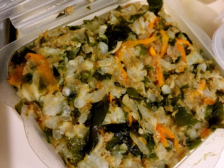 寶寶副食品👶🏻牛肉海帶粥