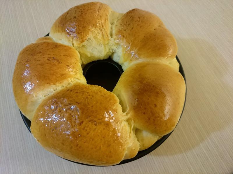 湯種鮮奶麵包