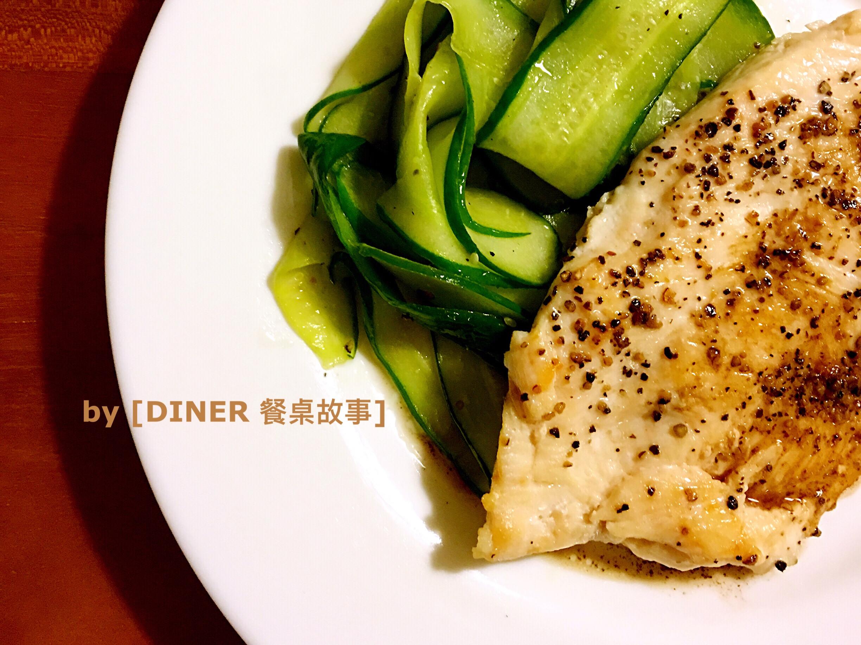 《餐桌故事》綠緞帶舞雞胸
