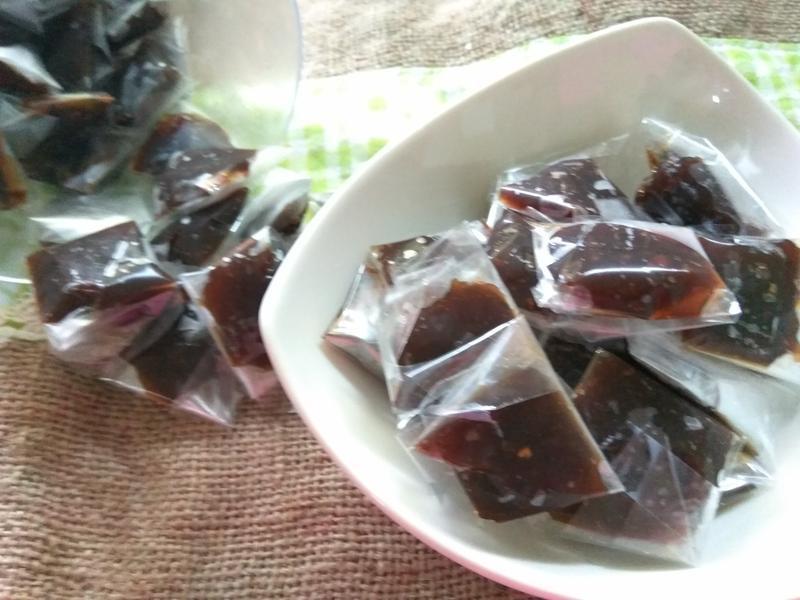 冬天聖品─黑糖薑軟糖