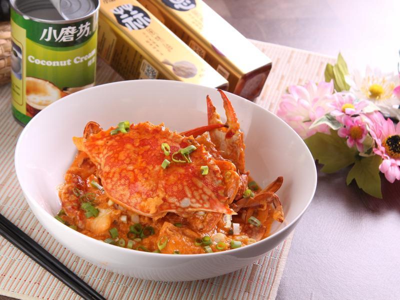 【小磨坊】蒜香芙蓉辣椒蟹