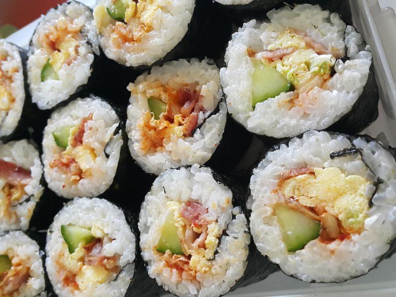 媽媽牌壽司