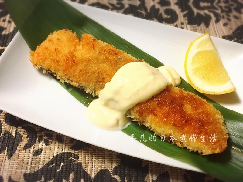 日式吉列三文魚