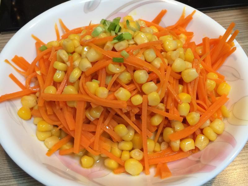 紅蘿蔔玉米