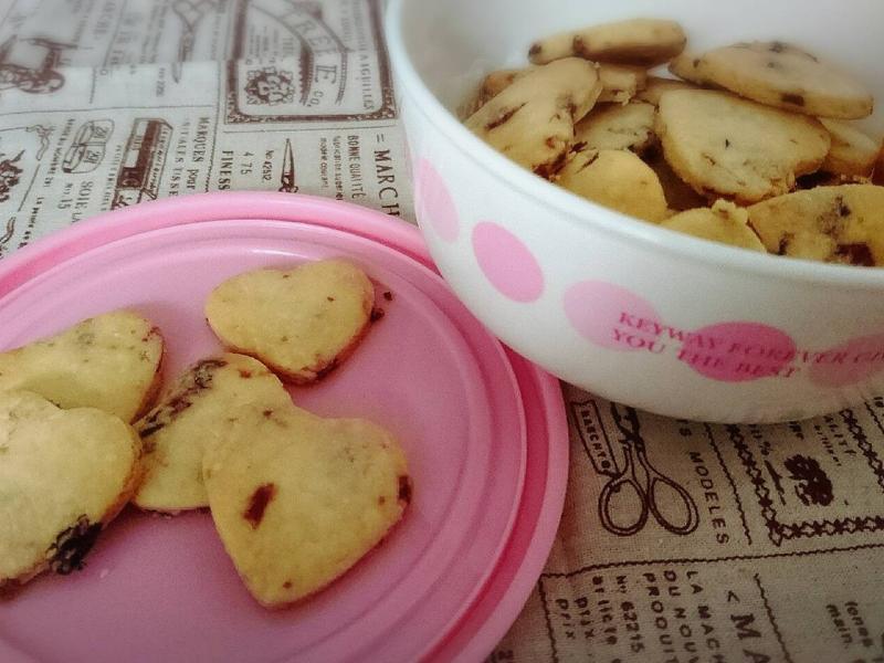 蔓越莓餅乾