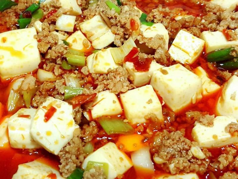 人人稱讚無敵下飯麻婆豆腐