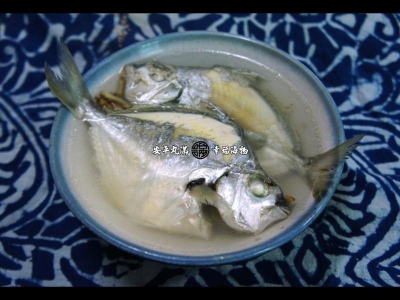 【幸福海物】三角魚薑絲清湯